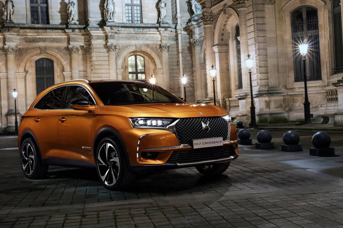 Ds automobiles ds7 crossback garage r paration auto for Garage auto pessac